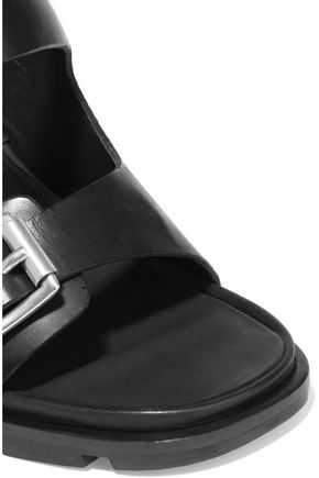RAG & BONE Baron buckled leather sandals
