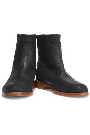 RAG & BONE Holly coated-leather ankle boots