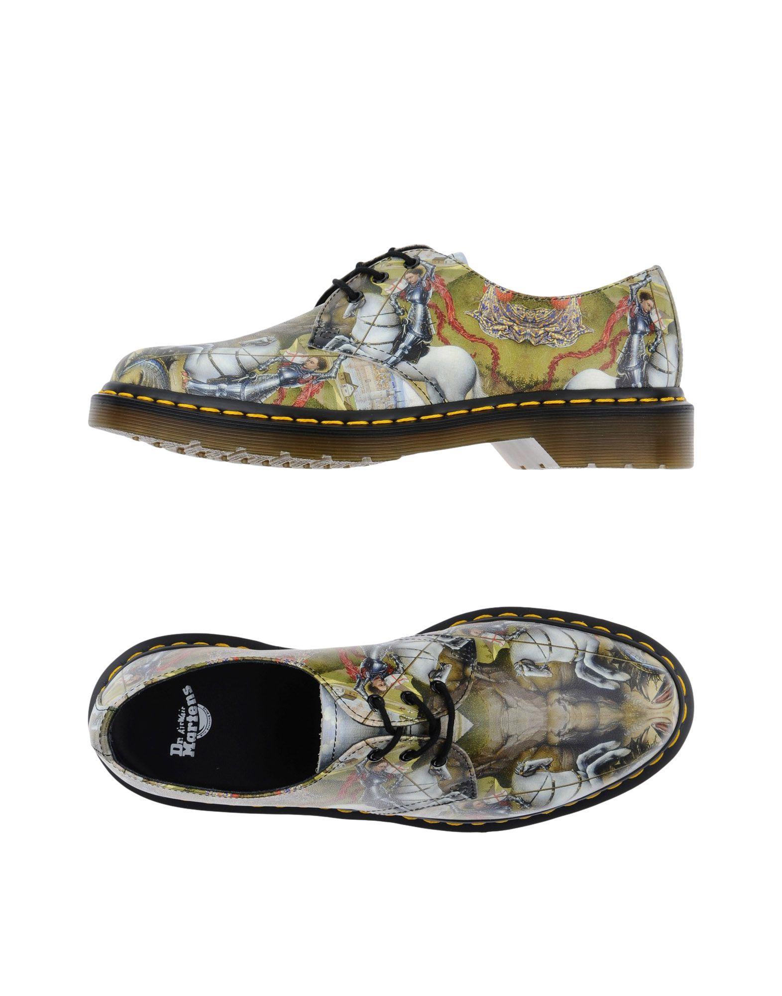 DR. MARTENS Обувь на шнурках туфли dr martens 888 dr martens 2015 leonie 16533110 16533001