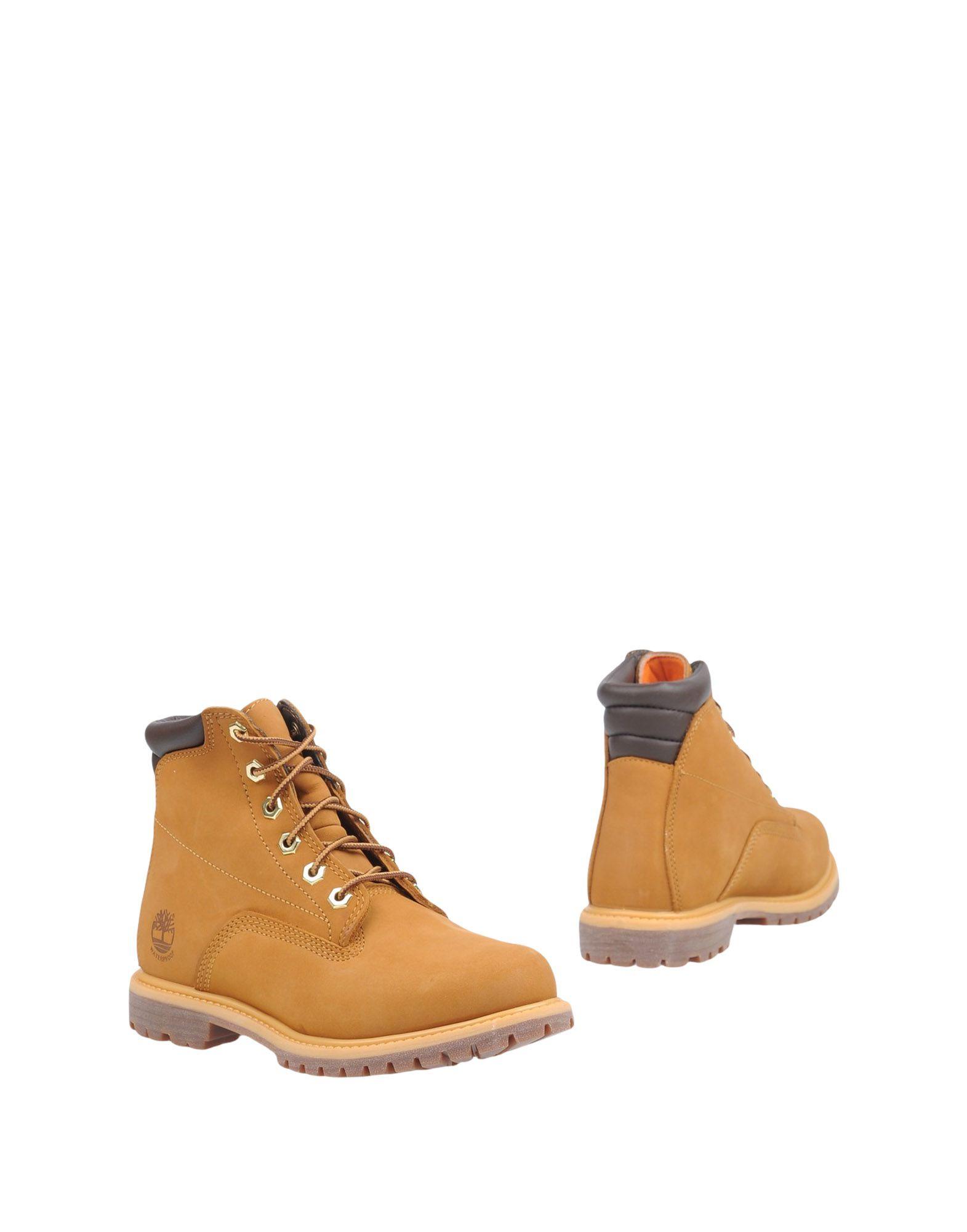 TIMBERLAND Полусапоги и высокие ботинки magazzini del sale полусапоги и высокие ботинки