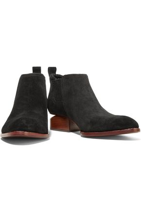 7a713df1e131 ... ALEXANDER WANG Kori suede ankle boots ...
