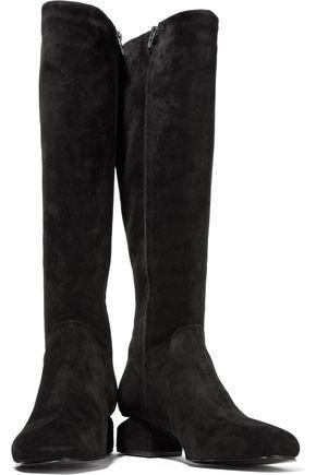 ALEXANDER WANG Ashton suede knee boots