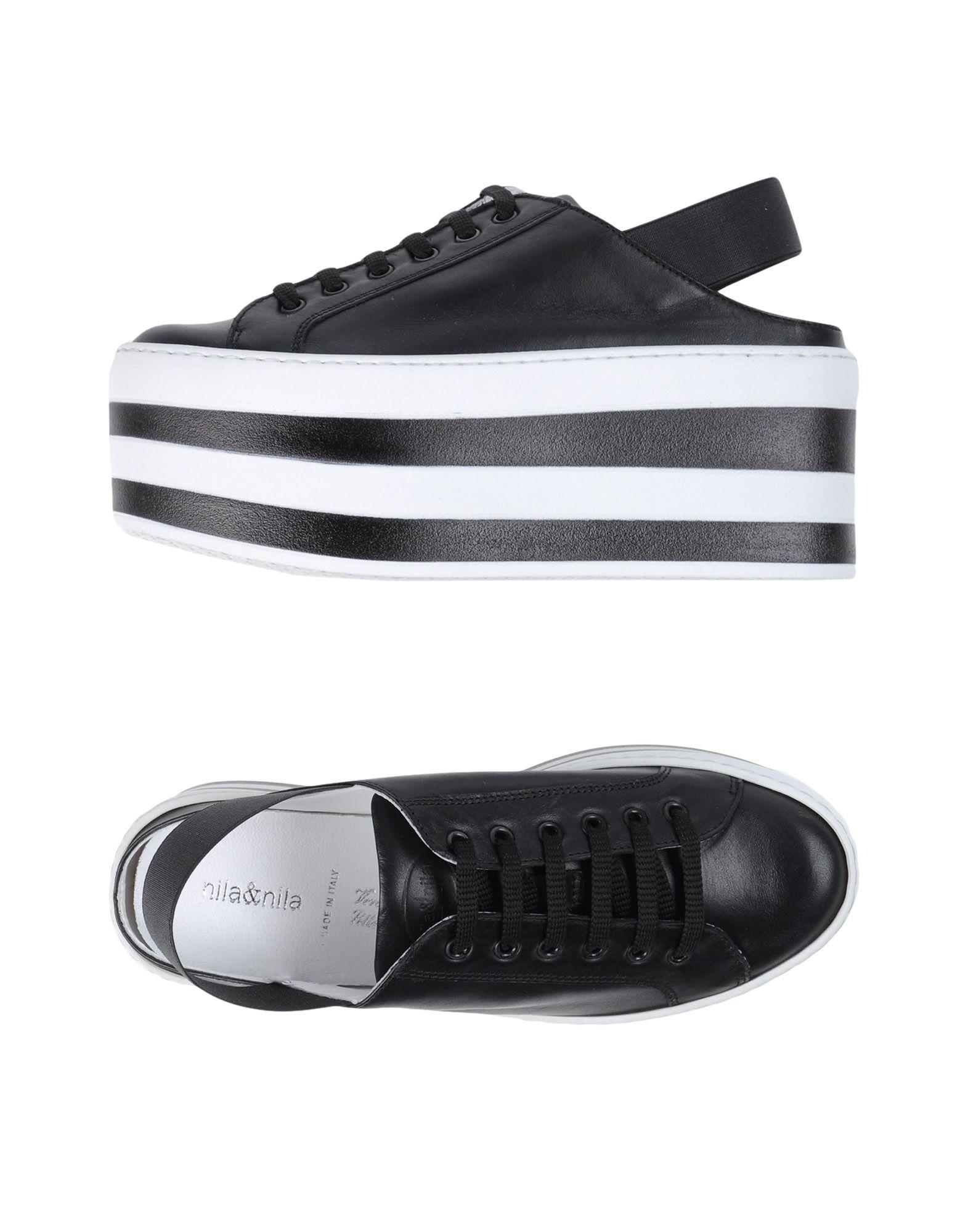 NILA & NILA Обувь на шнурках