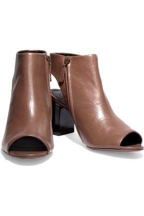 TORY BURCH Jones cutout leather sandals