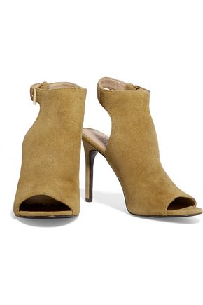 TORY BURCH Brittania suede sandals