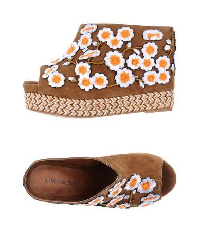 Купить Женские сандали JEFFREY CAMPBELL цвет верблюжий