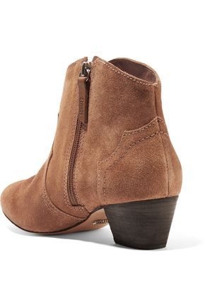SCHUTZ Abiha suede ankle boots