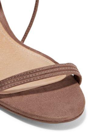SCHUTZ Violita suede sandals