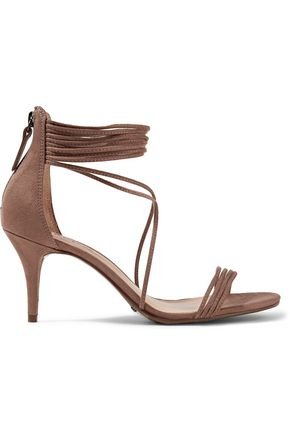 Violita Suede Sandals by Schutz