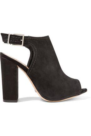 SCHUTZ Herminia suede sandals