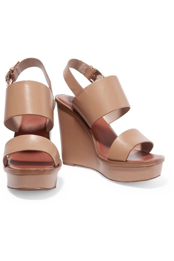 0b1b6ee5f6a16c Lexington leather wedge sandals