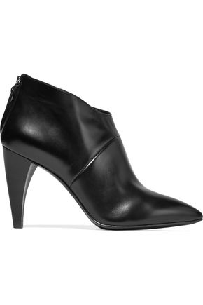 MARC BY MARC JACOBS Dree Shark Tooth leather ankle boots