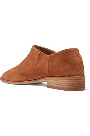 SAM EDELMAN Pacey suede ankle boots