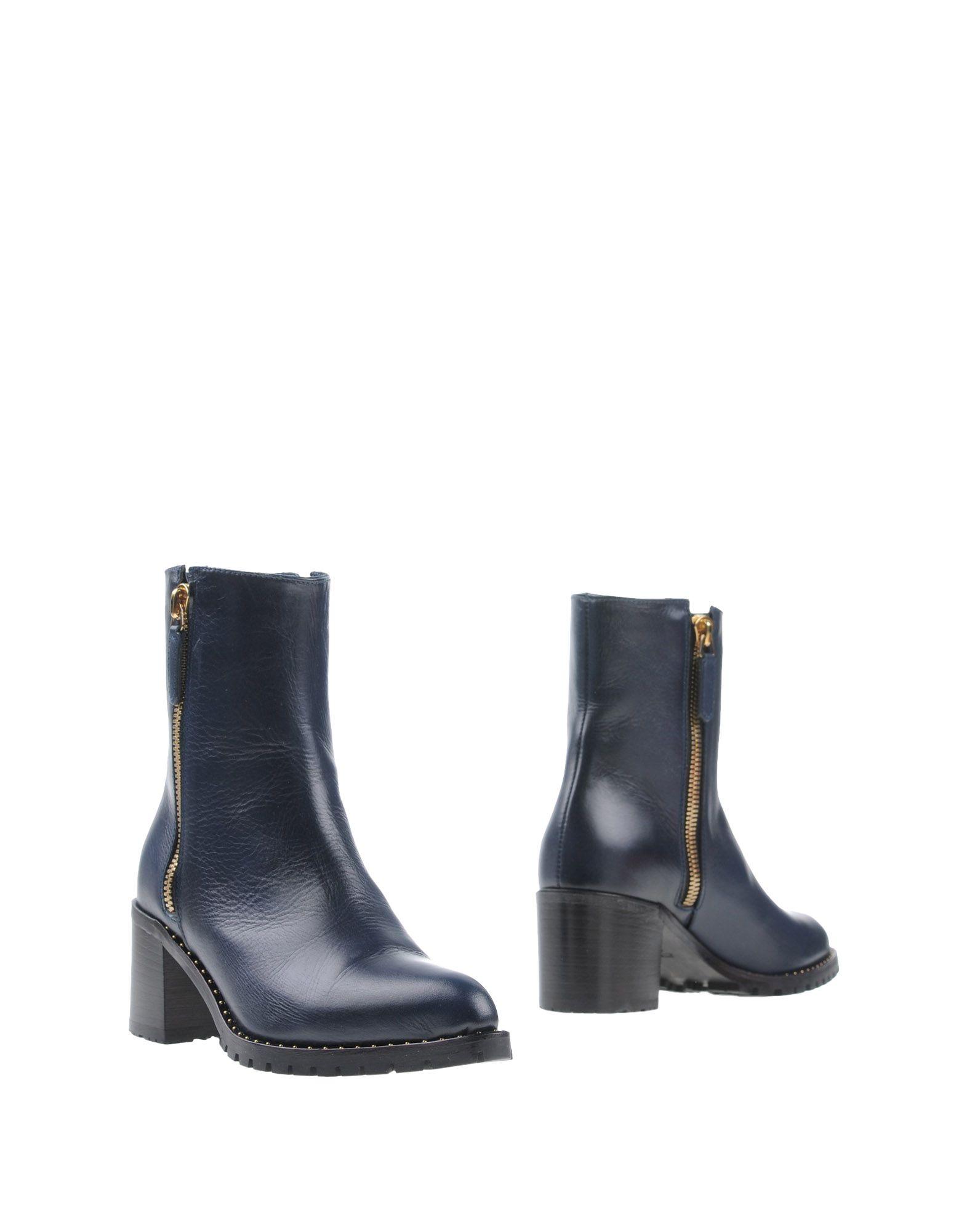 ZAMAGNI Полусапоги и высокие ботинки цены онлайн