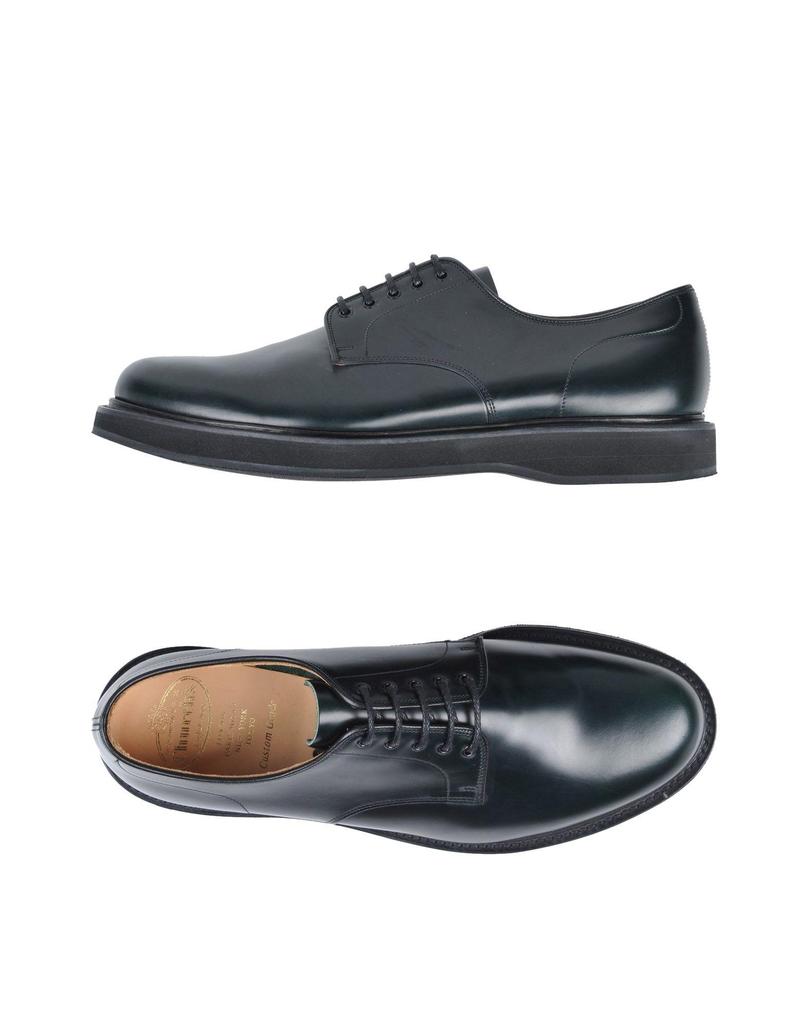 CHURCH'S Обувь на шнурках обувь shoiberg