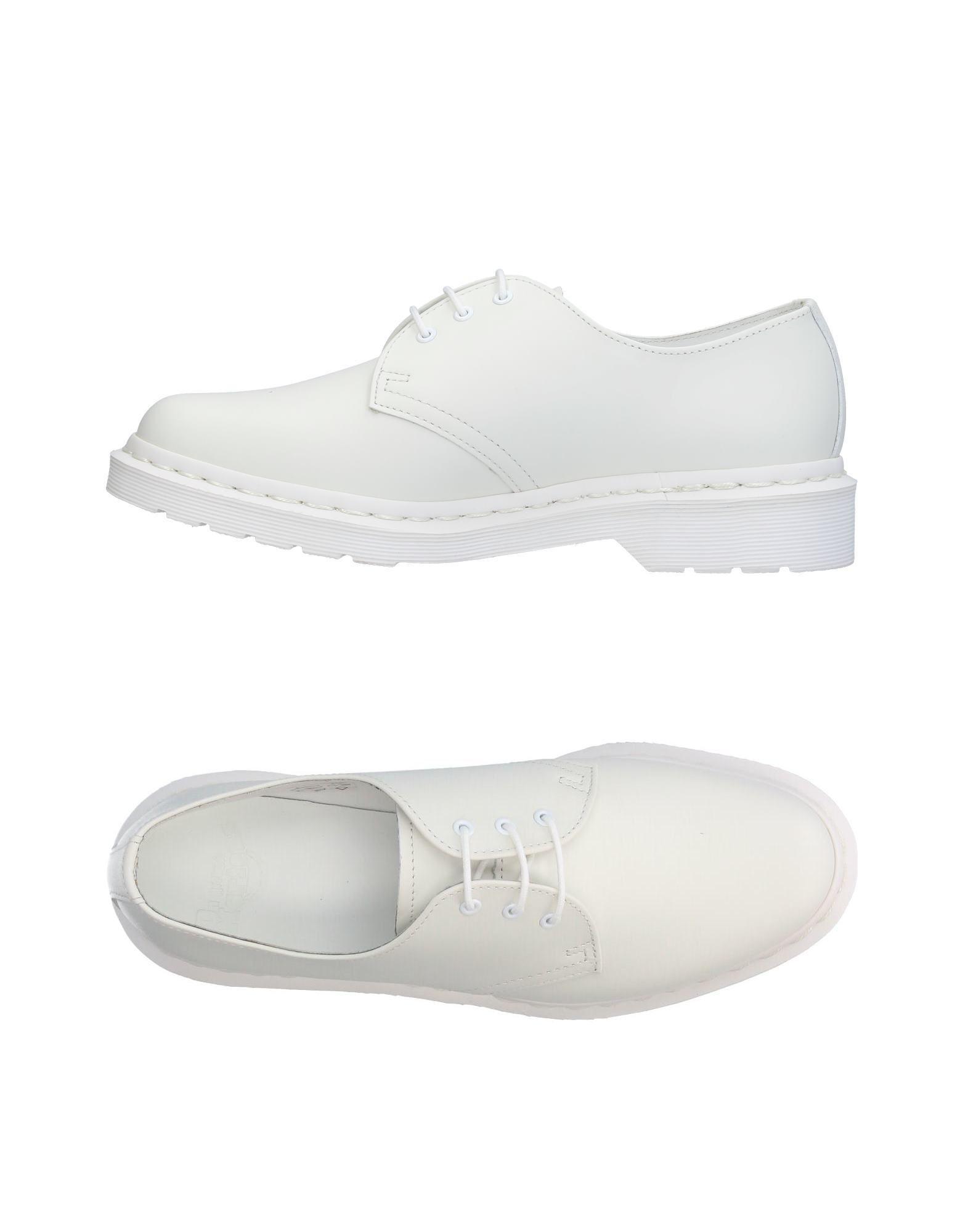 DR. MARTENS Обувь на шнурках цены онлайн