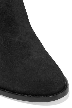 JIMMY CHOO LONDON Music suede ankle boots