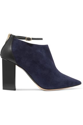 JIMMY CHOO LONDON Vaunt nubuck ankle boots
