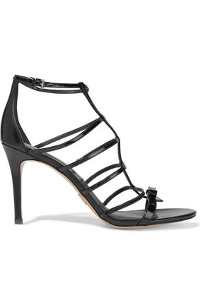 MICHAEL KORS COLLECTION Blythe paneled leather sandals