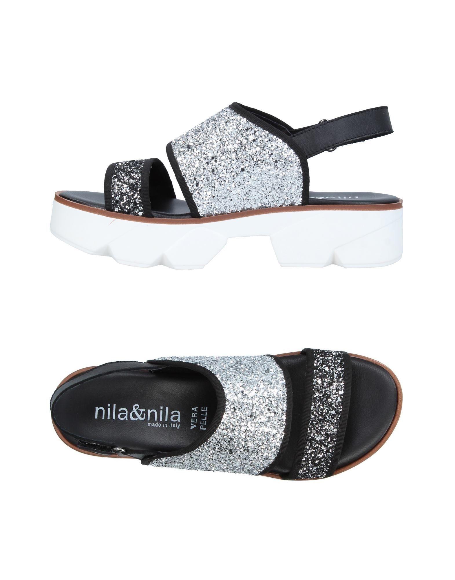 ФОТО nila & nila сандалии