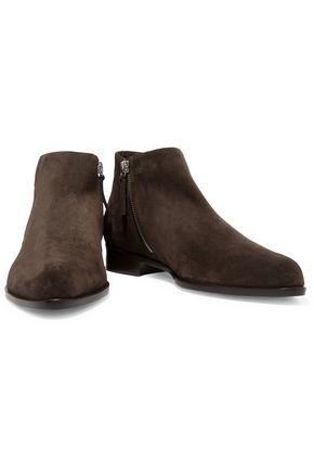 GIUSEPPE ZANOTTI DESIGN Suede ankle boots