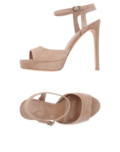 Фото - Женские сандали  цвета хаки