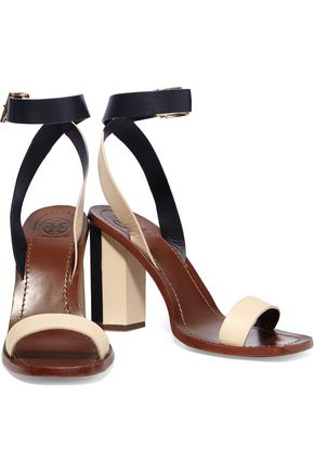 TORY BURCH Bleecker leather sandals