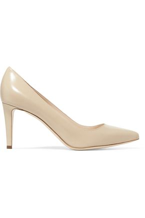 SERGIO ROSSI Leather pumps