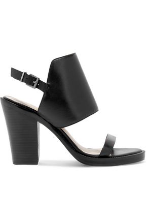 DKNY Wilona leather sandals