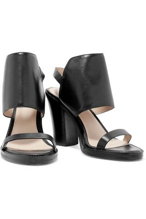 DKNY Wilona leather sandals