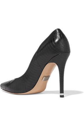 MICHAEL KORS COLLECTION Avra elaphe pumps