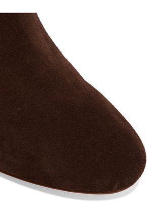HALSTON HERITAGE Jennifer suede knee boots