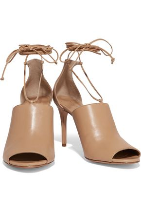 MICHAEL KORS COLLECTION Venice leather sandals