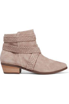 SCHUTZ Torrey nubuck ankle boots