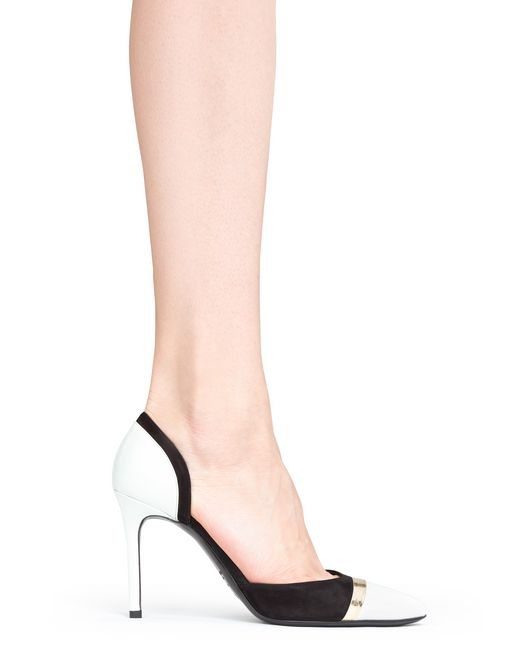 "lanvin ""d'orsay"" pump women"
