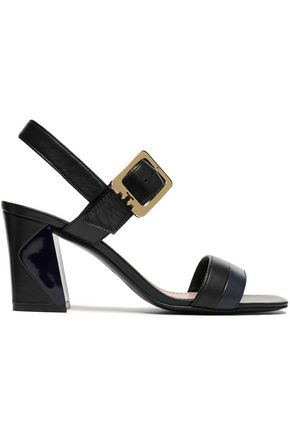 TORY BURCH Palermo two-tone leather sandals