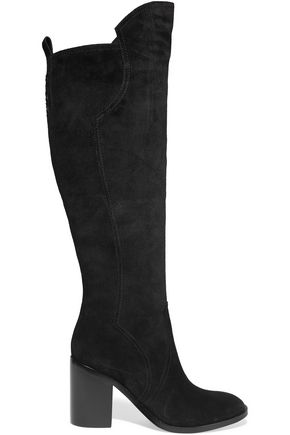 SIGERSON MORRISON Bambina suede knee boots