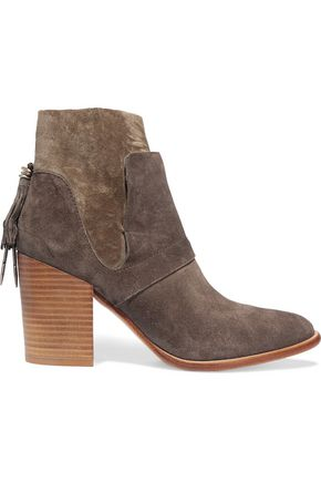 SIGERSON MORRISON Gianna suede ankle boots