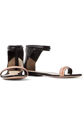 3.1 PHILLIP LIM Kiddie two-tone leather sandal
