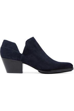 3.1 PHILLIP LIM Dolores cutout suede ankle boots