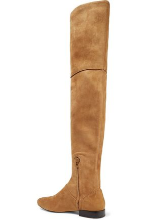 3.1 PHILLIP LIM Louie stretch-suede over-the-knee boots