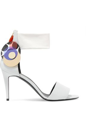 PIERRE HARDY Embellished leather sandals