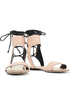 3.1 PHILLIP LIM Kiddie lace-up leather sandals