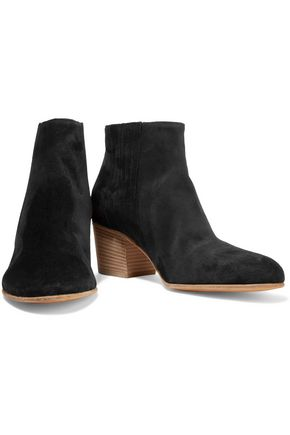 VINCE. Haider suede ankle boots