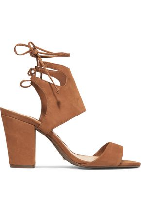 SCHUTZ Celly nubuck sandals