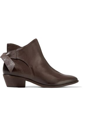 SCHUTZ Gennah leather ankle boots