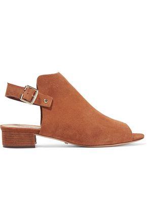 SCHUTZ Velina suede sandals