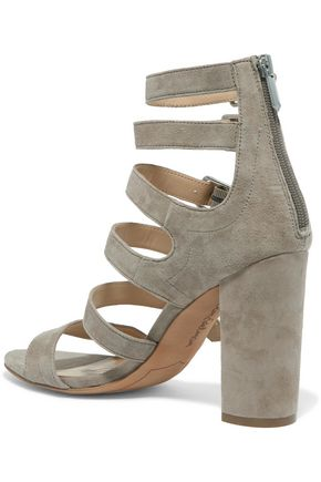 SAM EDELMAN Yasmina suede sandals