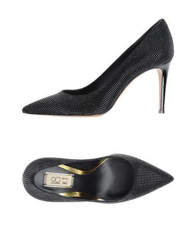 Фото - Женские туфли 18 KT черного цвета