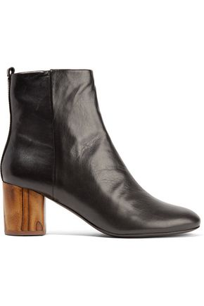 TORY BURCH Madera leather ankle boots